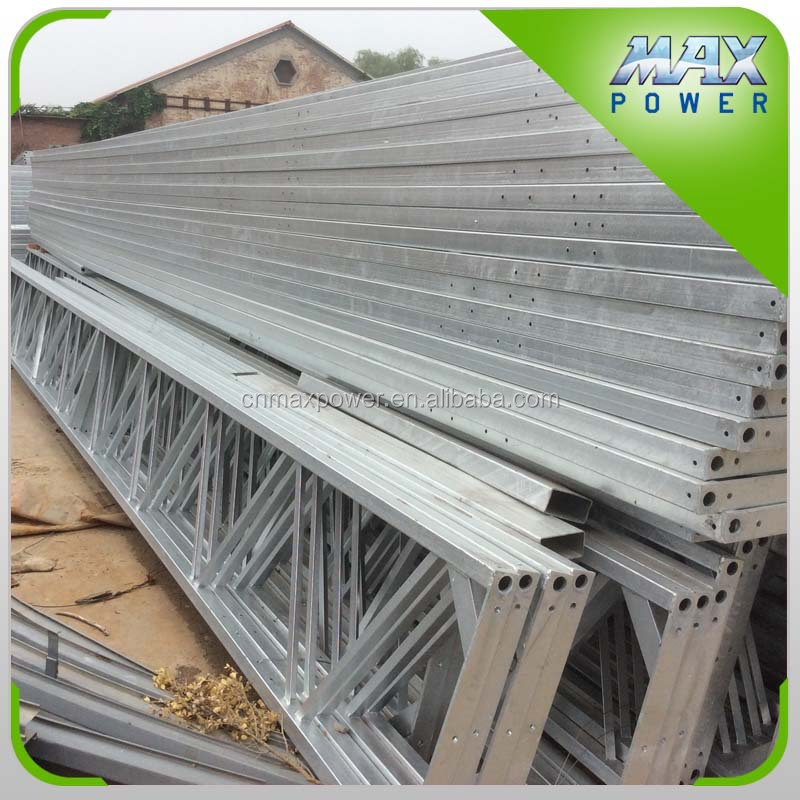 high quality greenhouse steel structure