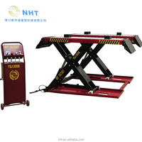electric Low Profile Single Scissor Auto Lift