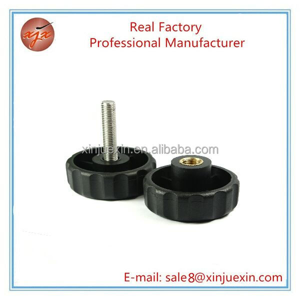 Dongguan plastic hardware knob with m10 dimension