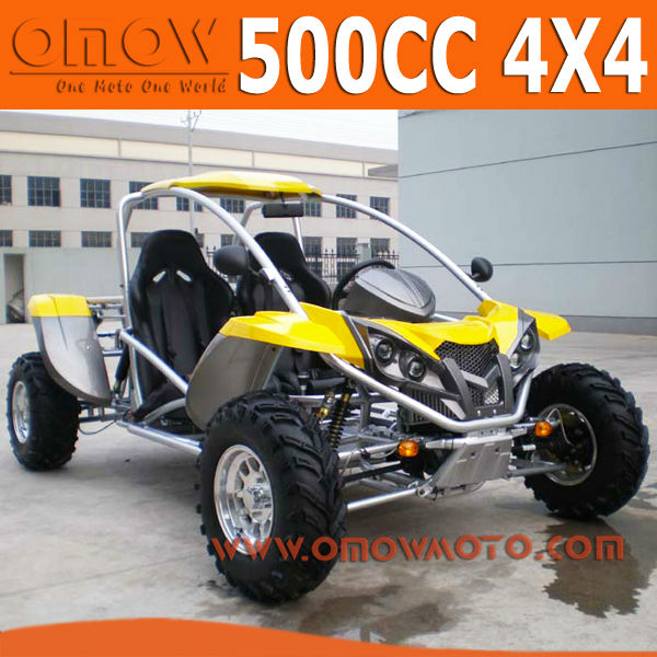 EEC All Terrain Vehicle 500cc EFI
