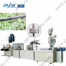 PE Plastic Inline Round Dripper Making Machine/Drip Irrigation Pipe Production Line