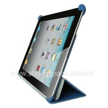 2012 high quality leather case for iPad 3