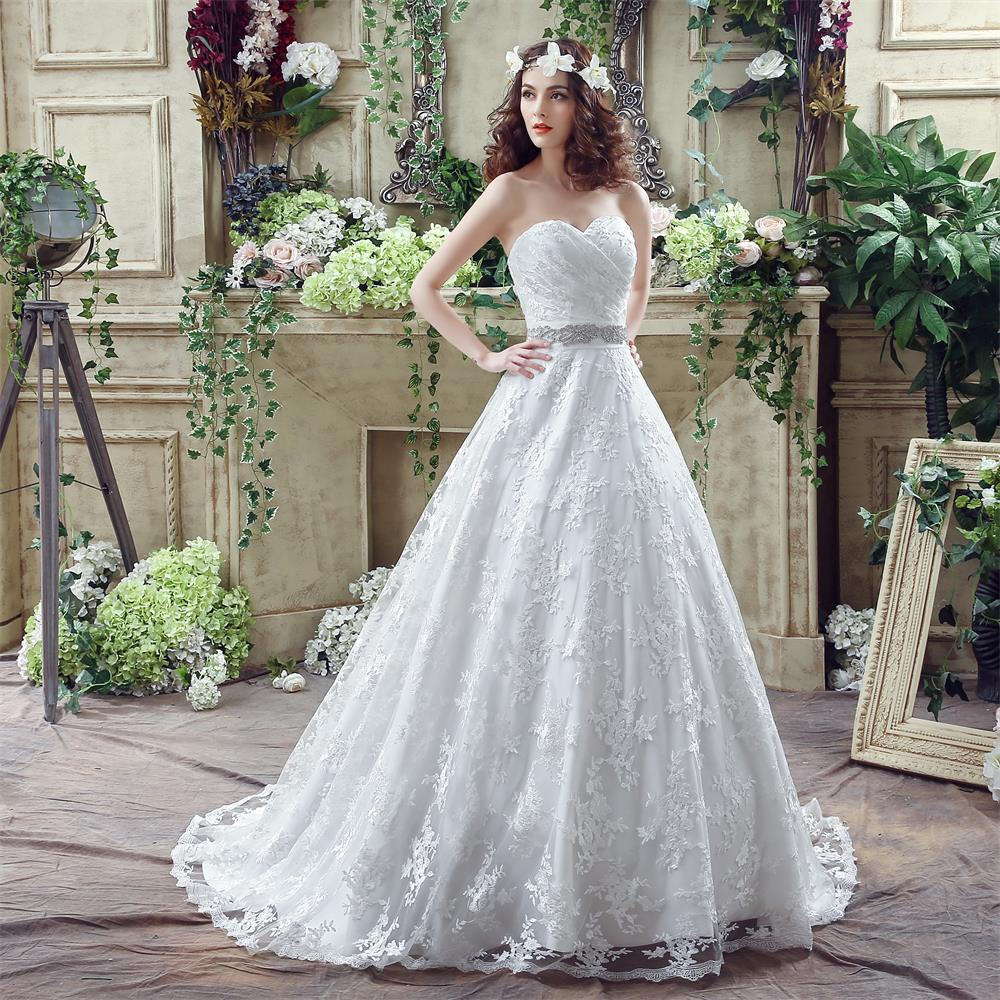 Aliexpress.com : Buy Vintage Lace Wedding Dresses Ball