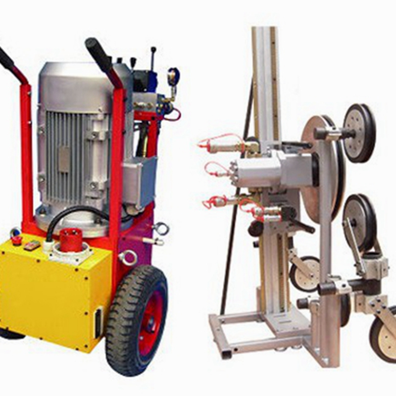 Wholesale By China Multi Wire Saw Granite Cutting Machine With Ce ...