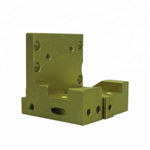 Metal cnc machining parts box fabrication medical machine 5 axis cnc machining