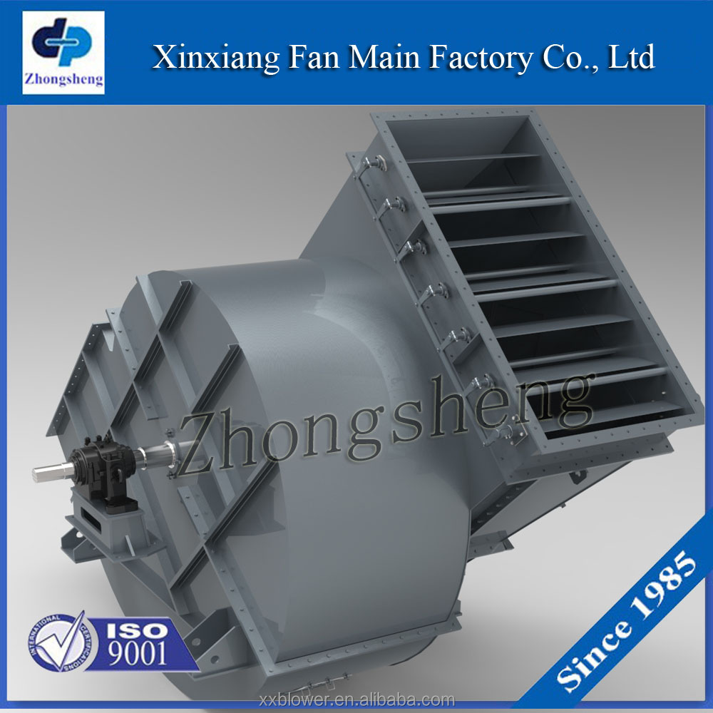 AC three-phase anticorrosion high efficiency glass making blower