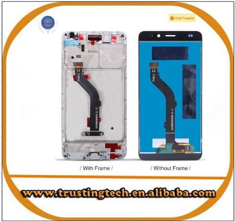 Honor 5C Honor 7 Lite GT3 lcd screen touch screen assembly replacement repair parts, Blackwhitegold