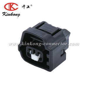 2 pin Female PBT waterproof temperature sensor housing auto wire connector yakazi 7283-7028-30 for Toyota
