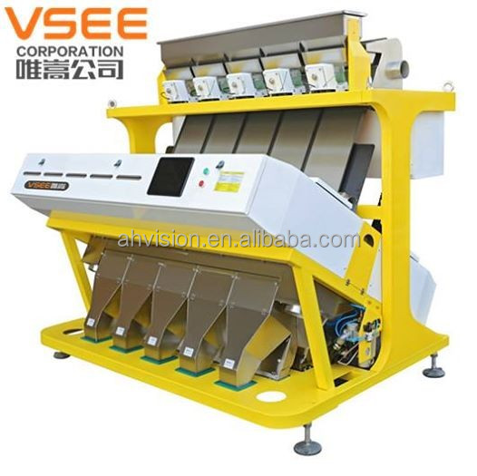 New Design I type Plastic Pellets Optical Color Sorting Equipment CCD Color Sorter Machine For PET,ABS,PP ,PVC, HDPE