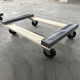 High quality hand truck plant mover wooden furniture dolly cart