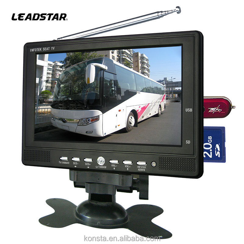 "oem 7"" Color TFT LCD Car Rearview Monitor"