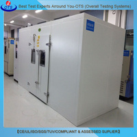 Electronic Power Modular Environmental Walk in Temperature Humidity Chamer Walk-in coolers and Freezers