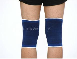 Высокое качество Kneepad бадминтон / баскетбол / теннис / волейбол спорт наколенники открытый кемпинга и походов коленная чашечка 260 * 160 мм L169
