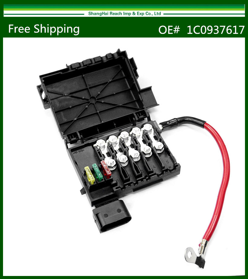 1999 vw new beetle fuse diagram aliexpress.com : buy new fuse box for volkswagen golf ... #11