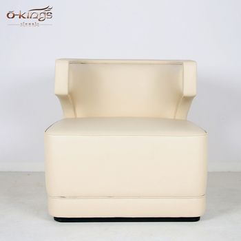 Feelings Of Low Back Leather Sofa