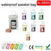 2015 speaker mobile phone gadgets,empty plastic speaker boxes,waterproof speaker bag