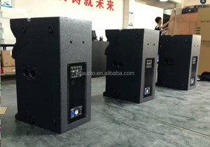 China 450W 12 inch price active line array for sound system