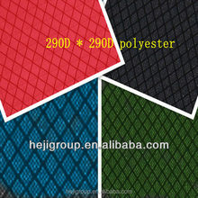 Durable Polyester oxford fireproof waterproof material tent fabric