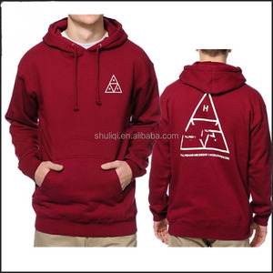 Cheap custom hoodies no design limit fast delivery time factory price