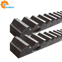 M1 M1.5 M2 M2.5 M3 M4 M5 M6 M8 CNC Steel Gear Rack and pinion