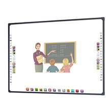 Mobile smart board gloview 3d touch interactive whiteboard