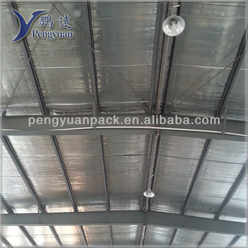 Green Foam Insulation Roof Insulation Board Silver