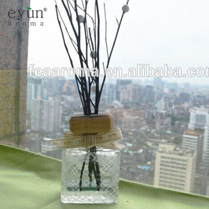 2018 hot sell air fresheners reed diffuser container refills for home office car