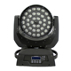 36x4in1 10w 4in1 Beam Professional Show Lighting 36x10w Rgbw Quad Led Moving Head Wash Light