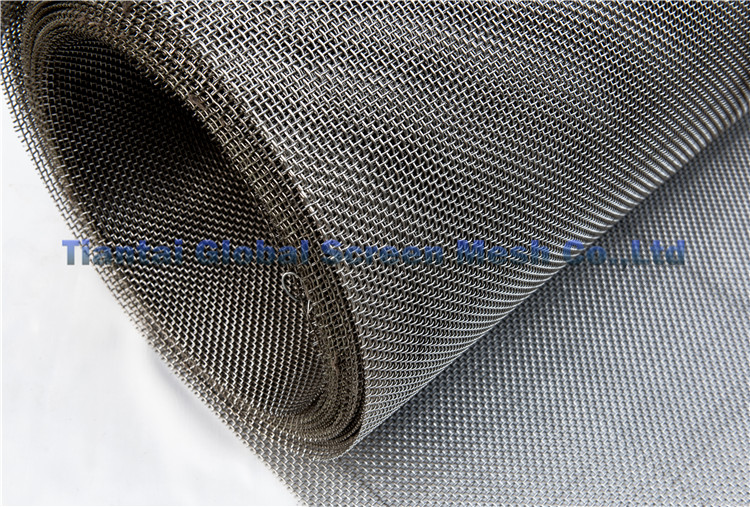 Heavy Duty Crimped Wire Mesh Screen