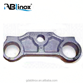 ABL Customized Casting Parts forging iron spearhead