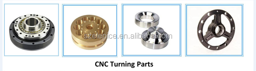 China high Precision Custom CNC automatic lathe parts CNC Swiss turning parts
