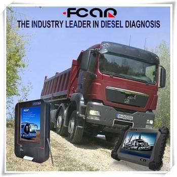 heavy truck scanner