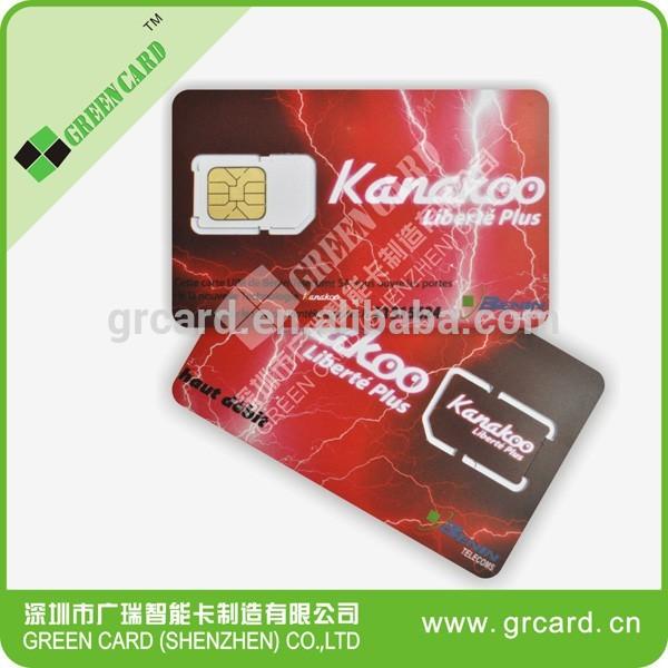 Blank blanc CDMA EVDO RUIM carte SIM-Cartes SIM pour ...