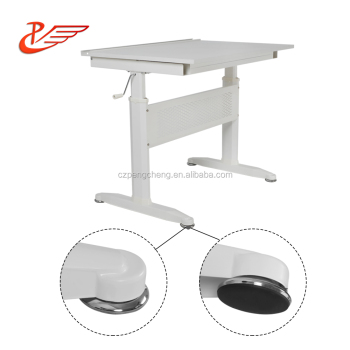 Modern Manual Hand Crank Drawing Board Kids Architecture Drawing Desk - Buy  Kids Drawing Desk,Kids Adjustable Desk,Diy Drawing Desk Product on
