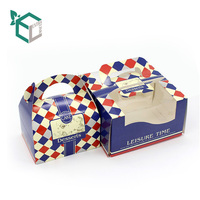 Wholesale price custom logo printing various size high quality cheese cake box