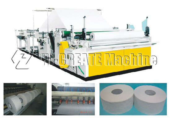 Export Credit Insurance For public places toilet paper reel slitting machine