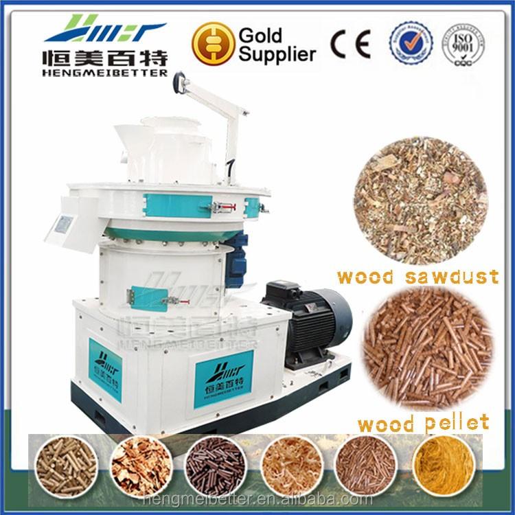 Agricoltura usato palma macchina per fare pellet/Biomassa ...