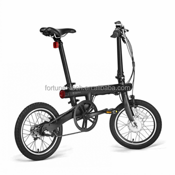 Original Xiaomi bike Smart Electric Bicyle EF1 Portable mijia Qicycle e bike foldable pedelec ebike with 1.8'' TFT screen