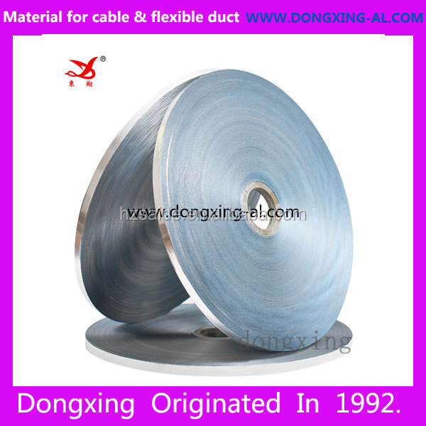 mylar aluminum foil insulation film for air conditioning ducts
