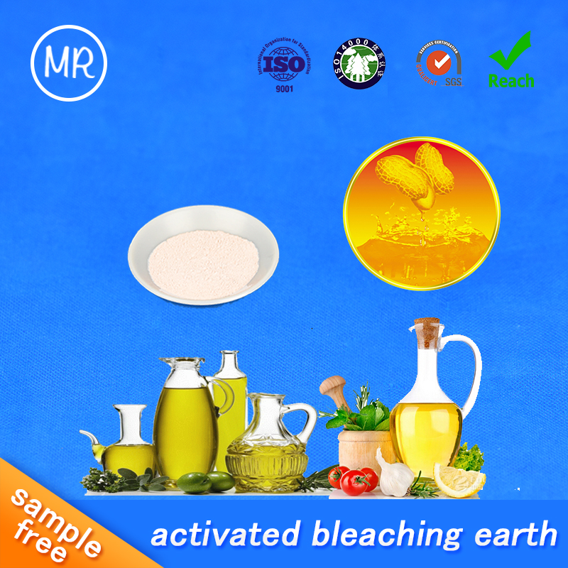 Highly Acid Bentonite Clay Activated Bleaching Earth