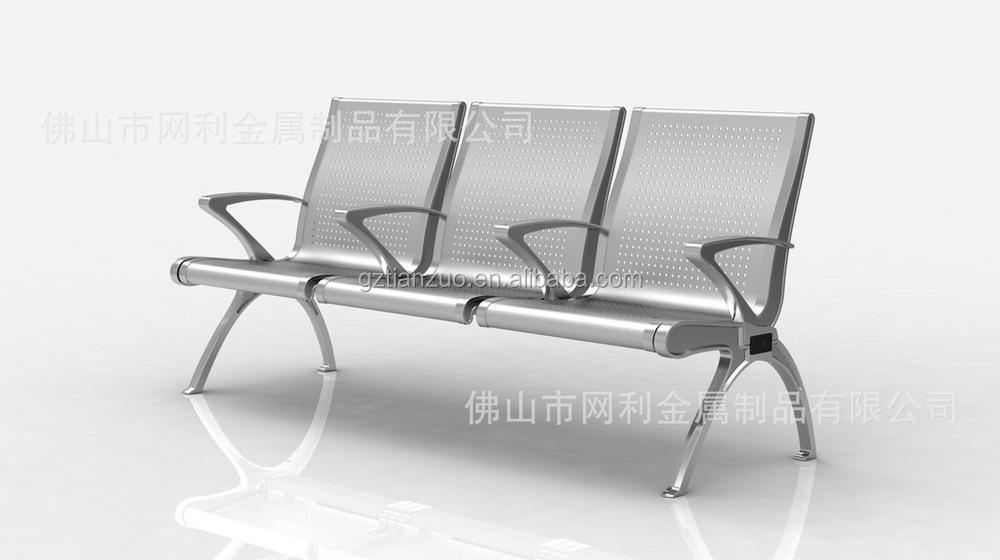 Edelstahl Wartezimmer Aluminium Stuhl T18 03 Buy Wartezimmer