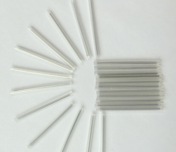 100pcs/lot 60mm Fiber Optic Fusion Splice Protection Sleeves Heat Shrink Tube Fiber Optic Hot Melt Tube