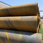 Premier 3 pe /3lpe coating welding steel pipes, convey petroleum and natural gas pipelines water piping