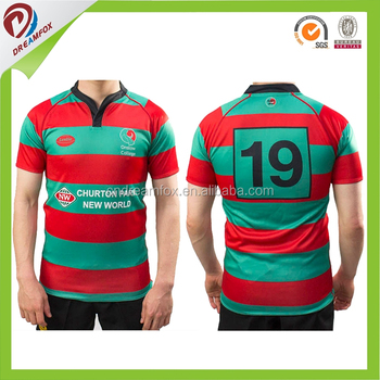 5ec84af8a6f sublimation cheap team mens rugby jersey Custom Printed Rugby Jersey design  your own rugby league jersey
