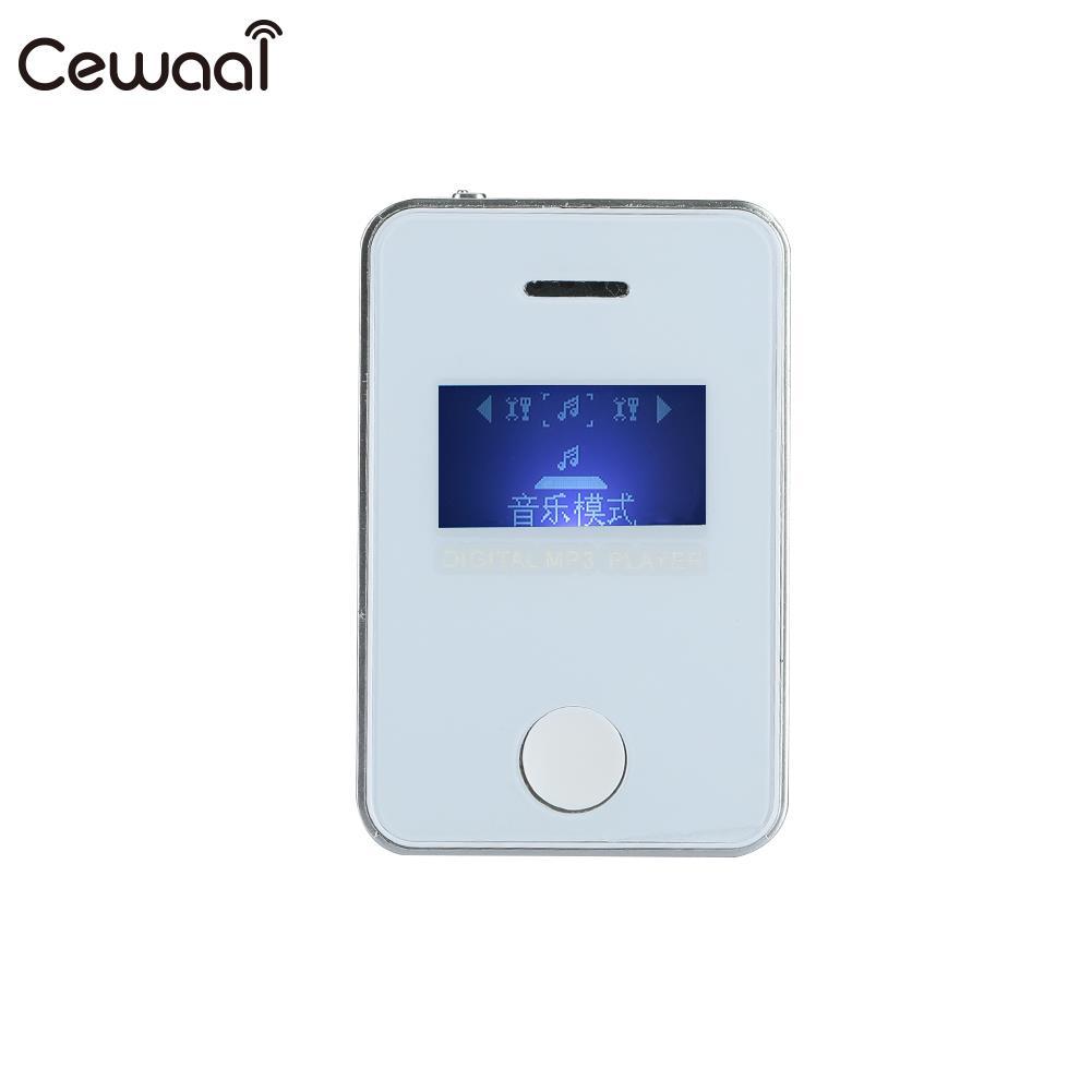 USB Music Player MP3 Player Jogging Loud Speaker Loops Portable Mini
