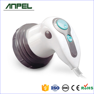 Good Quality Electric Handheld relax tone body Massager with infrared vibration massage machine