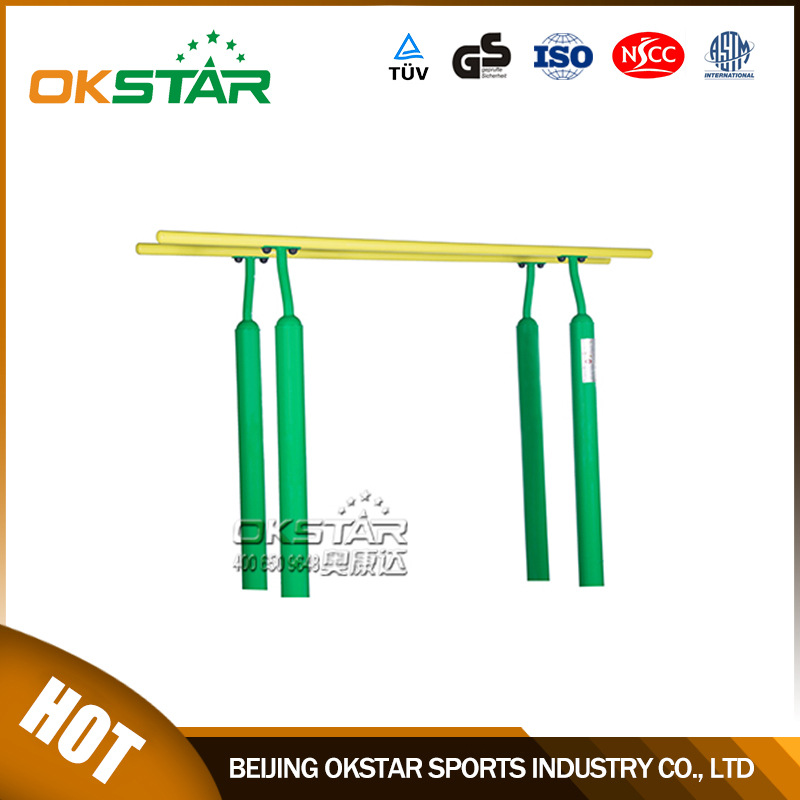 Hot Sale Outdoor Commercial Gym Equipment used parallel bars