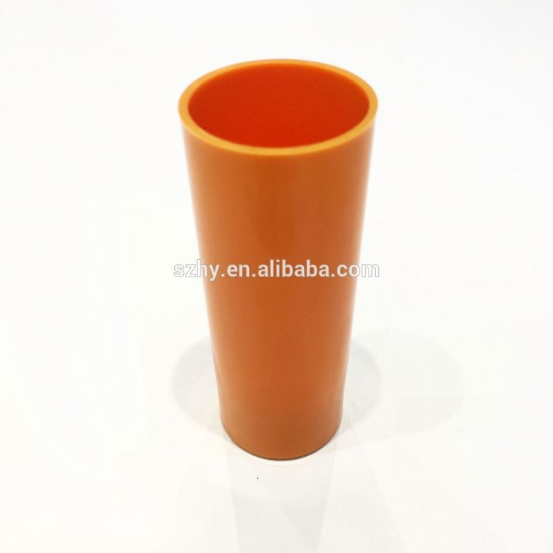 60ml plastic shaped bullet shot glass