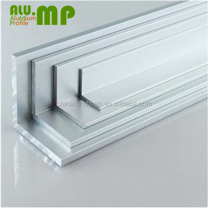 45 degree aluminum angle extruded aluminum tube