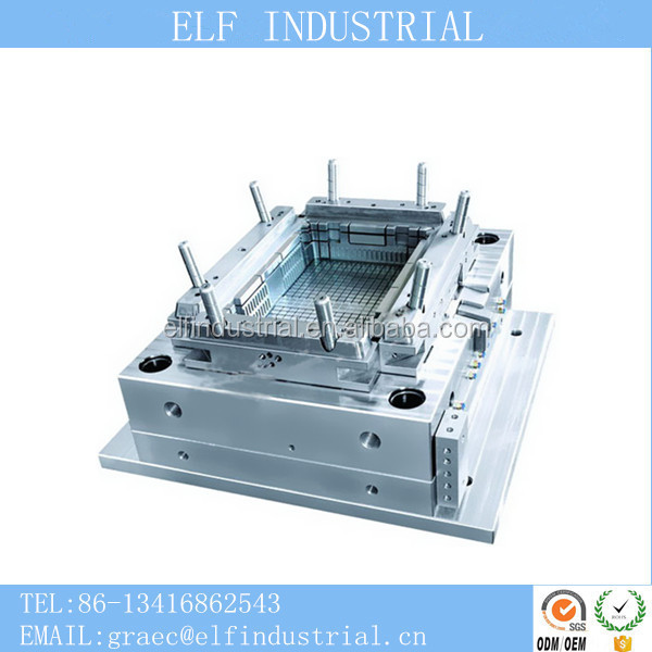 china factory plastic injection mould making for plastic auto spare parts car